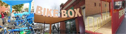 Bike Box Banner