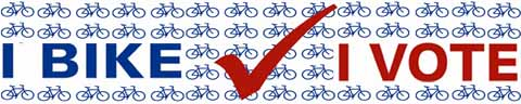Bike Vote Logo