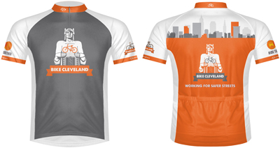 Bike Cleveland Short Sleeve Jersey
