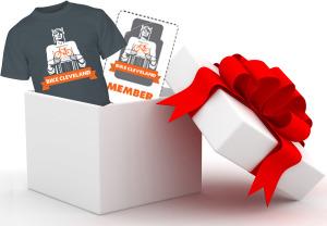 Bike Cleveland Gift Box