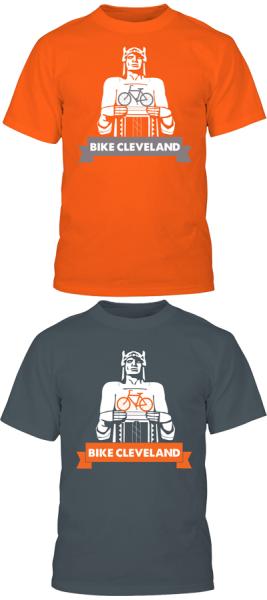 Bike CLE TShirts
