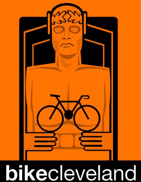Bike Cleveland Statue Lenny