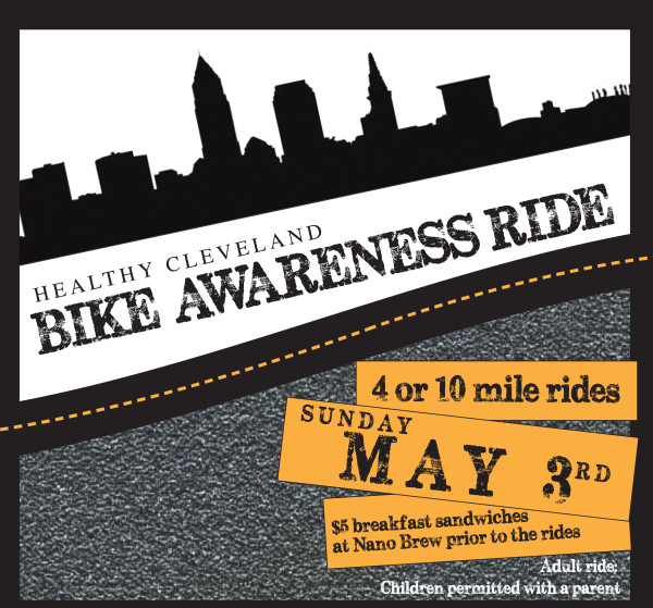 Healthy Cleveland Awareness Ride