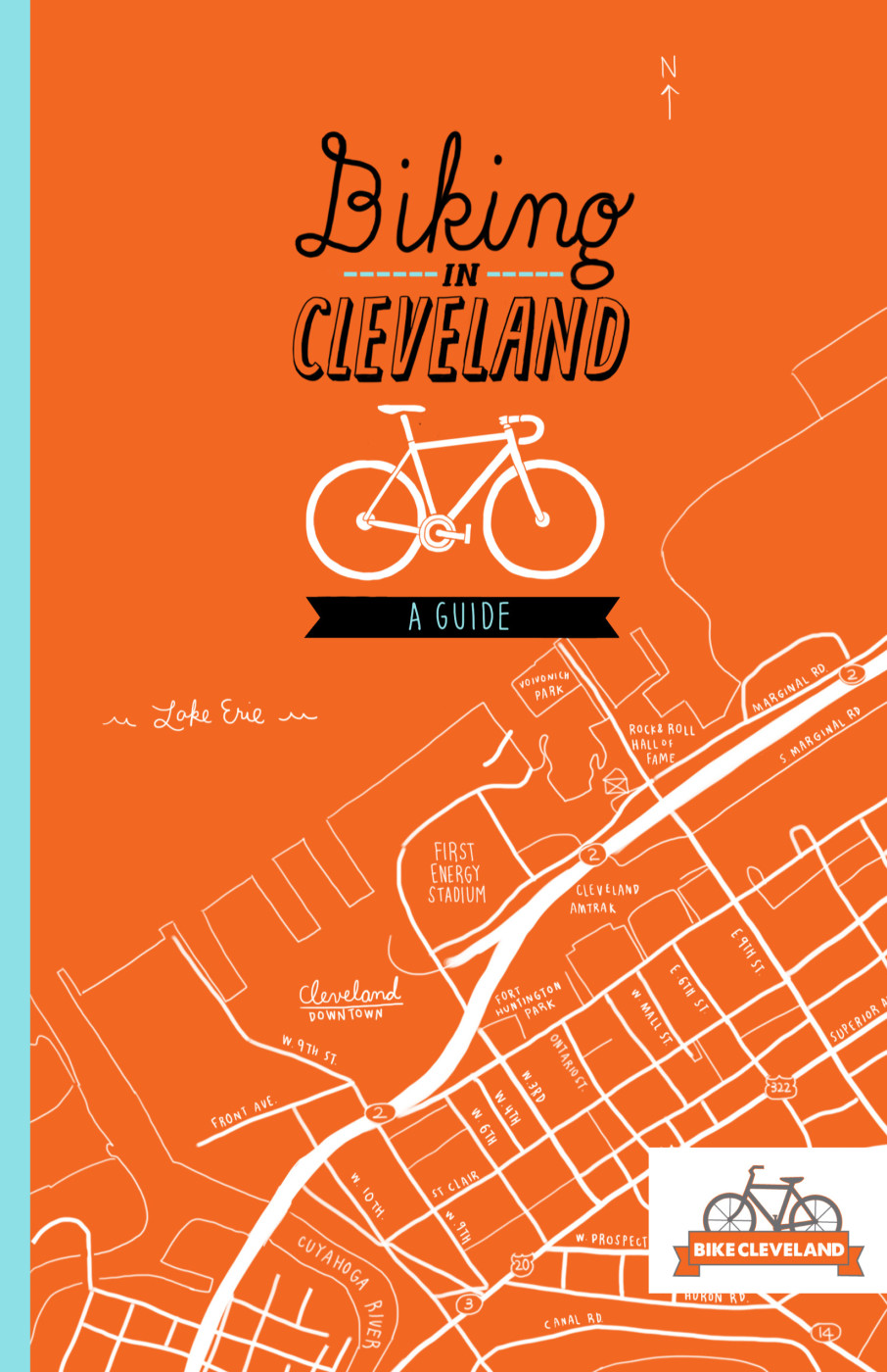 Biking in Cleveland Cover