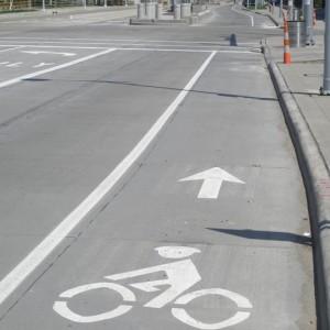euclid bike lane